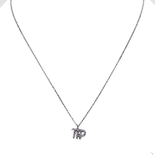 VIRGO CZ Star Necklace