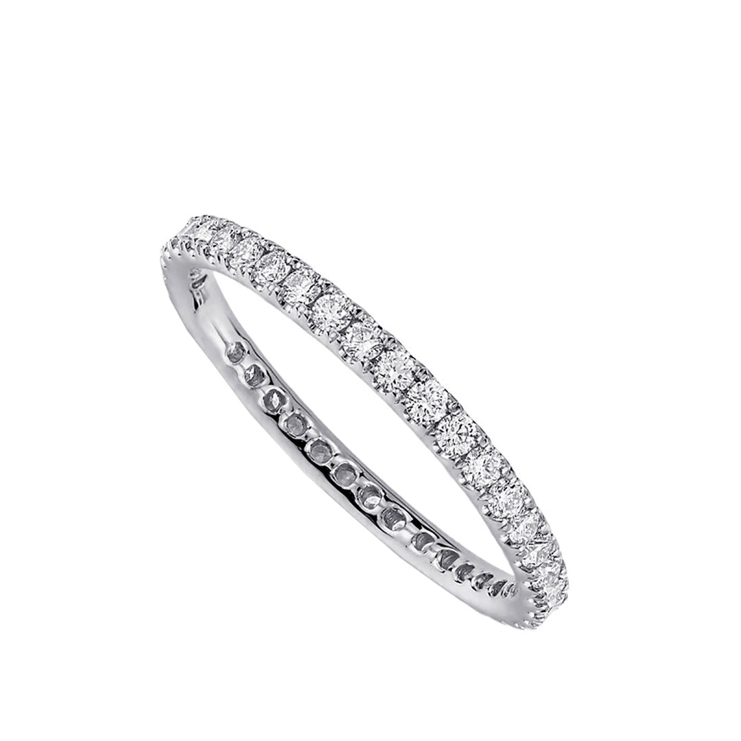Sterling Silver w CZ Ring
