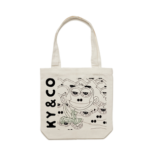Acid Gerry Tote Bag - Ky&Co Australia