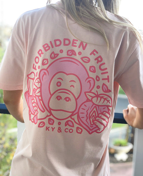 Taste the Forbidden Fruit X Chris Costa Tee - Ky&Co Australia