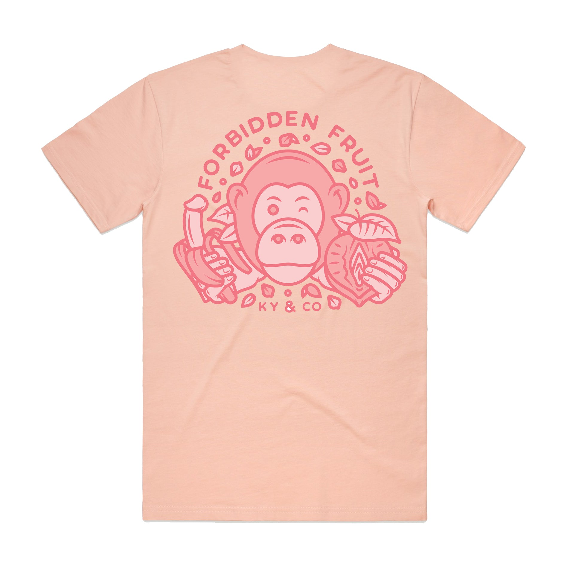 Taste the Forbidden Fruit X Chris Costa Tee