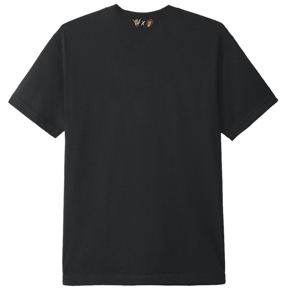 Ky&Co X The Shaka Project Tee - Black - Ky&Co Australia