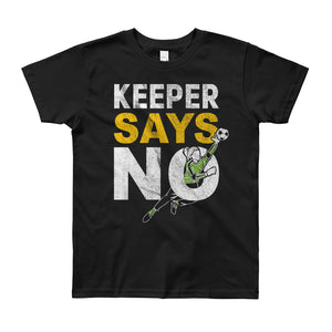 Keeper Says No (Youth)