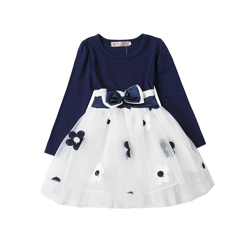 b3a053a7d Baby Girls Dresses Frock Designs Newborn 1 Year Birthday Party – babycl