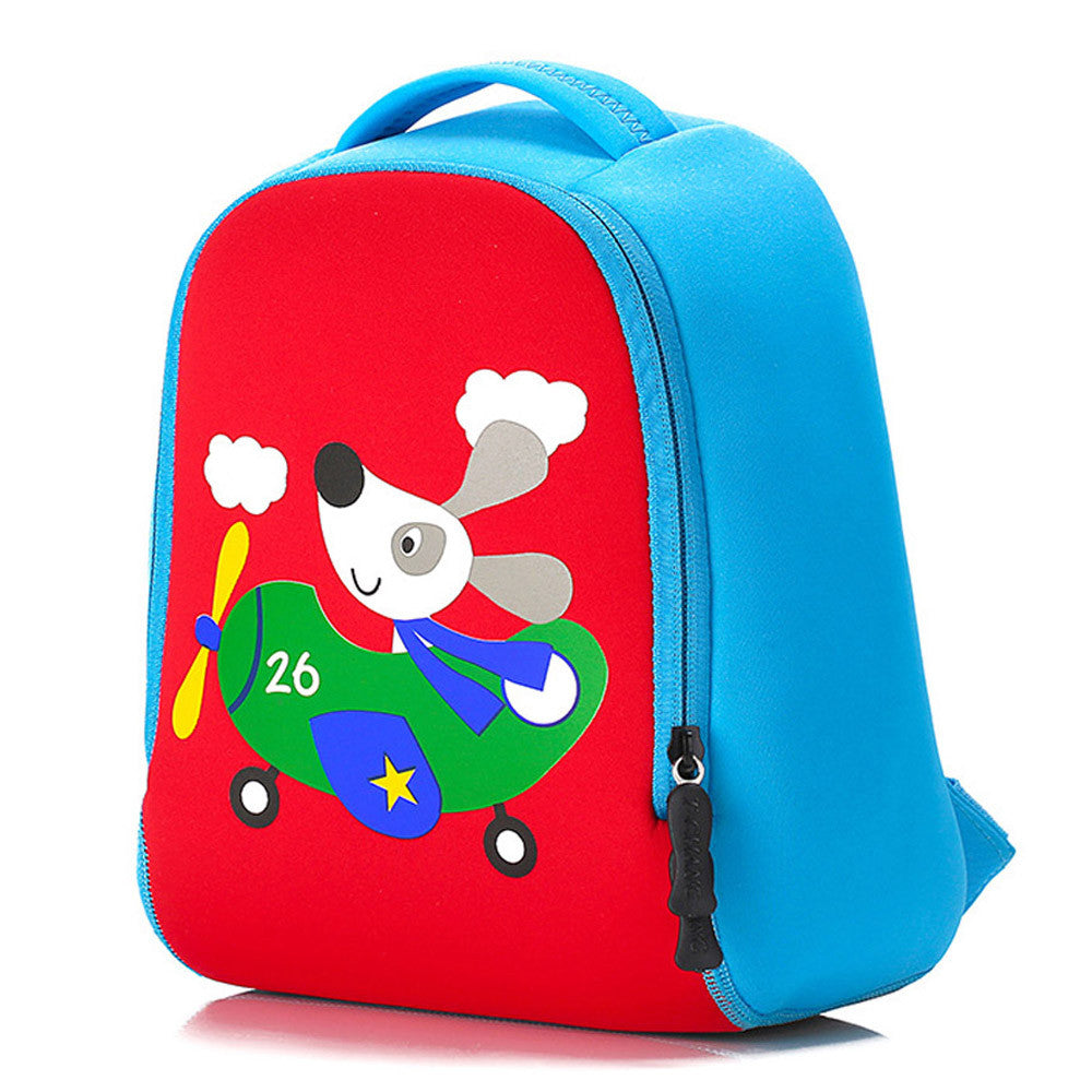 fd37431669 ... cute girl boy Child 3 color animal soft Backpack Toddler Kid School Bags  ...