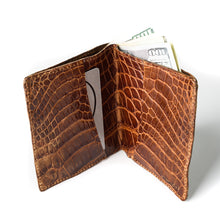 Distressed Belly Wallets
