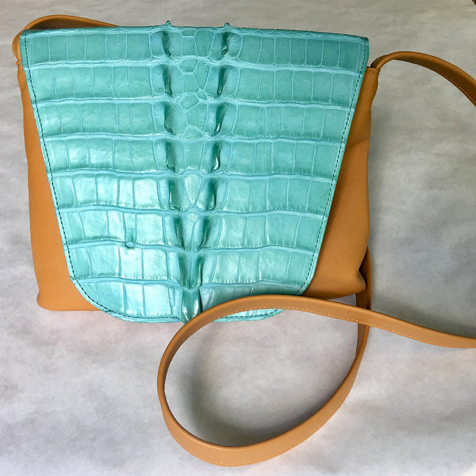 Alligator Tail Bag