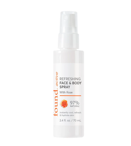 Discover Found Refreshing Face & Body Spray