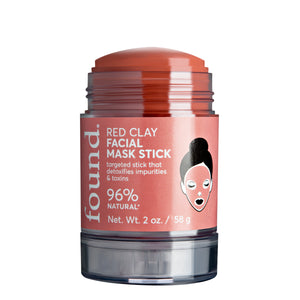 Red Clay Facial Mask Stick