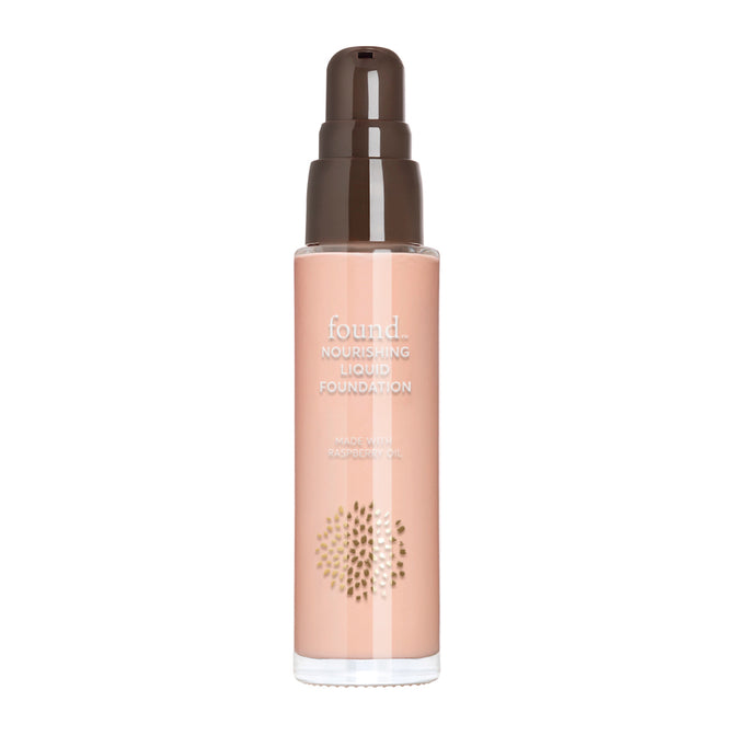 NOURISHING LIQUID FOUNDATION, PORCELAIN