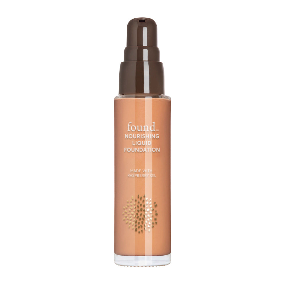 NOURISHING LIQUID FOUNDATION, MEDIUM