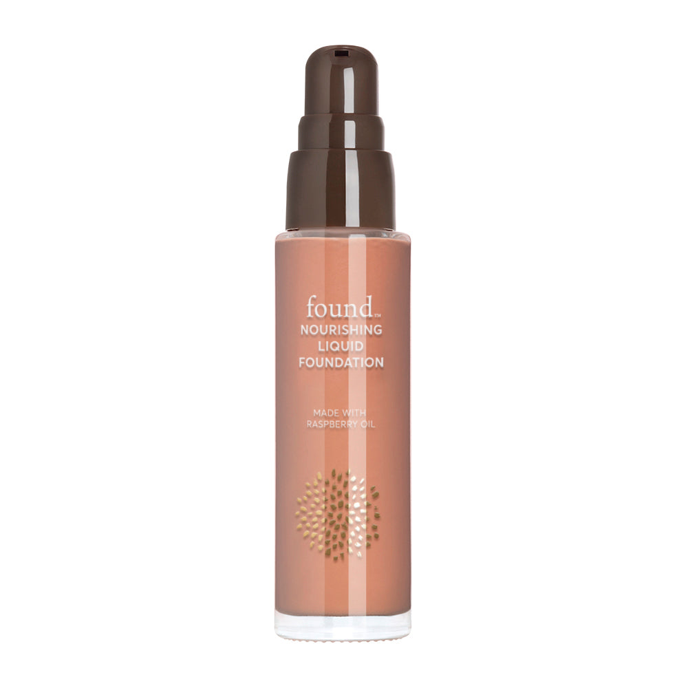 NOURISHING LIQUID FOUNDATION, BRONZE