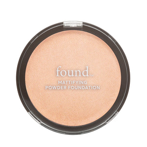 110 Porcelain-pressed-powder | MATTIFYING POWDER FOUNDATION, PORCELAIN