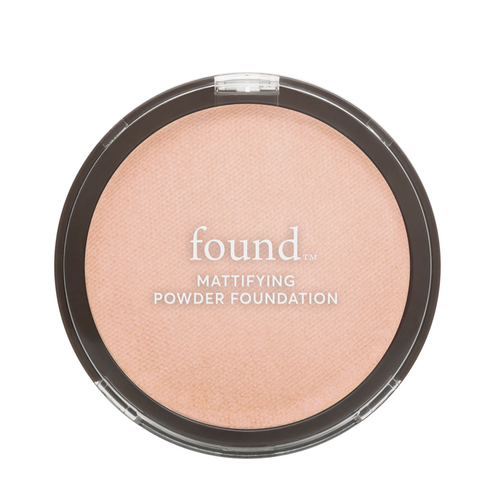 MATTIFYING POWDER FOUNDATION, FAIR