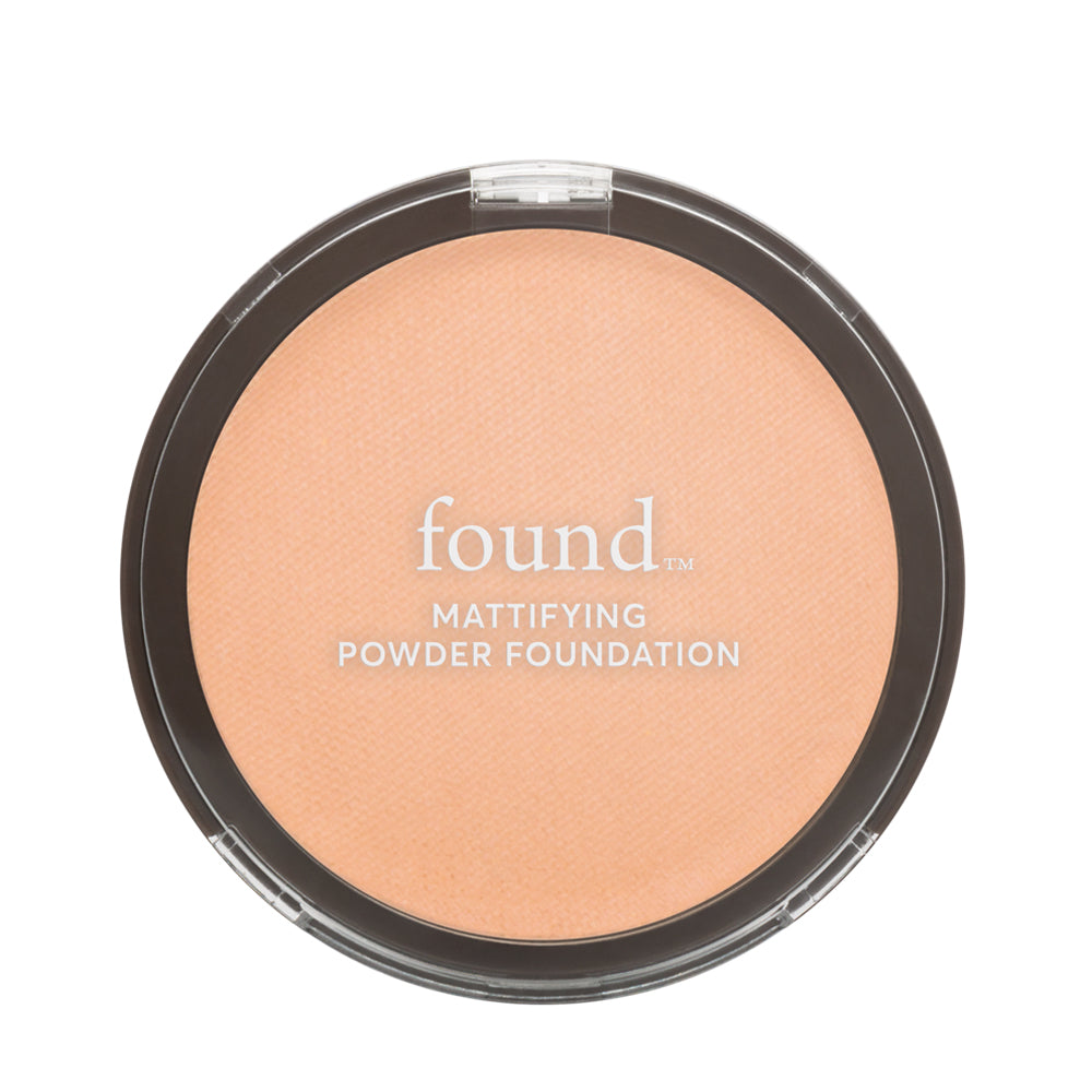 MATTIFYING POWDER FOUNDATION, LIGHT