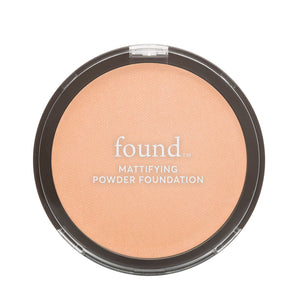 130 Light-pressed-powder | MATTIFYING POWDER FOUNDATION, LIGHT