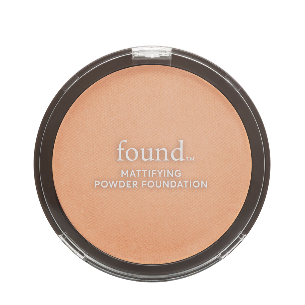 MATTIFYING POWDER FOUNDATION, MEDIUM