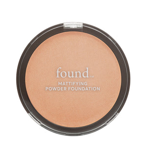 140 Medium-pressed-powder | MATTIFYING POWDER FOUNDATION, MEDIUM