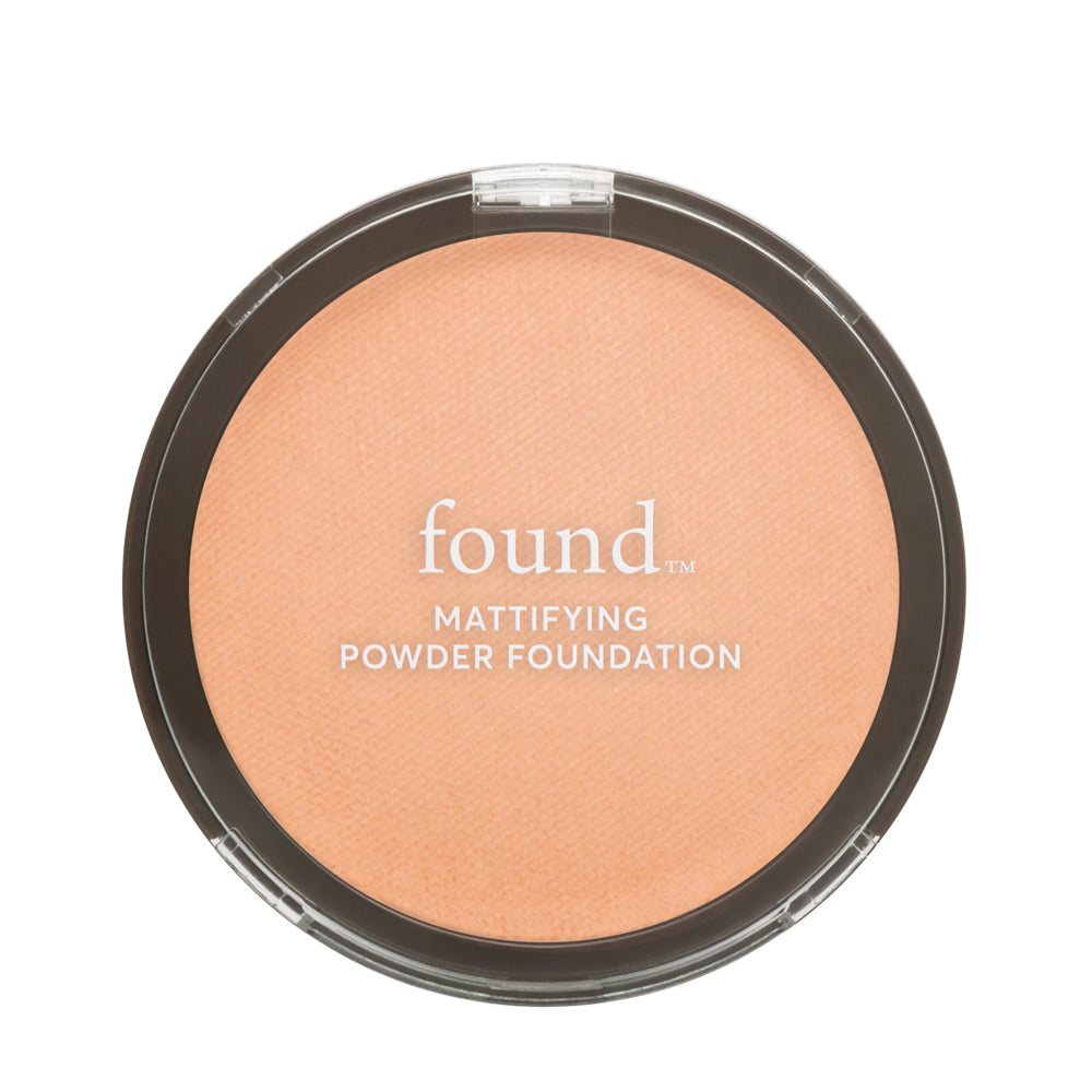MATTIFYING POWDER FOUNDATION, BRONZE