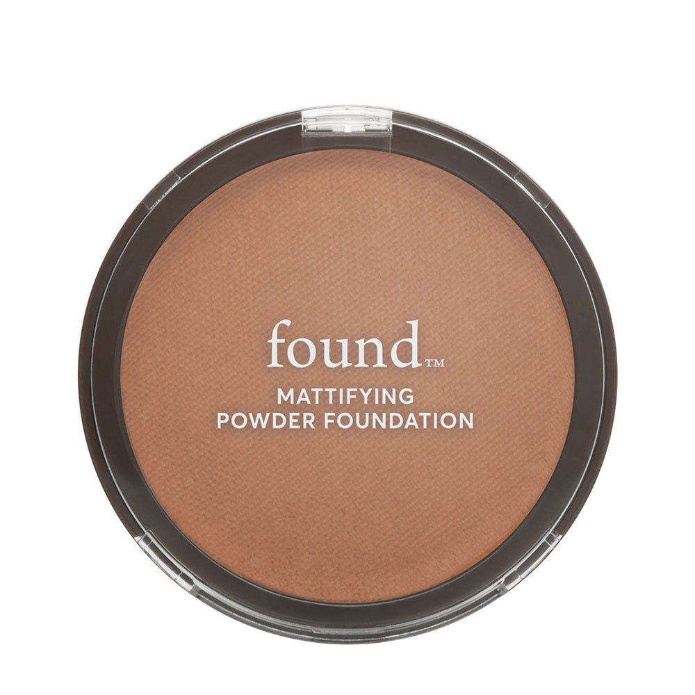 MATTIFYING POWDER FOUNDATION, DEEP