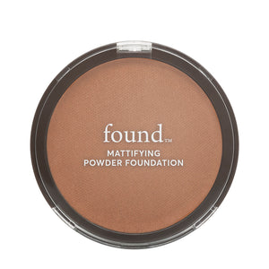 180 Deep-pressed-powder | MATTIFYING POWDER FOUNDATION, DEEP