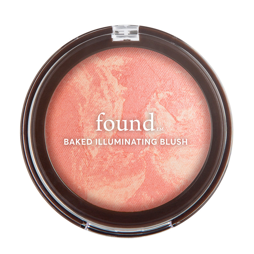 BAKED ILLUMINATING BLUSH, PEACH GLOW