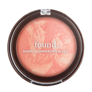 60 Peach Glow | BAKED ILLUMINATING BLUSH, PEACH GLOW