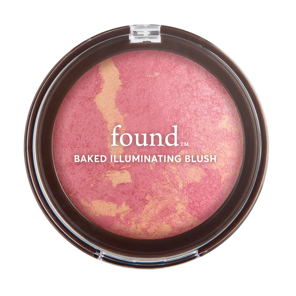 BAKED ILLUMINATING BLUSH, PINK GLOW
