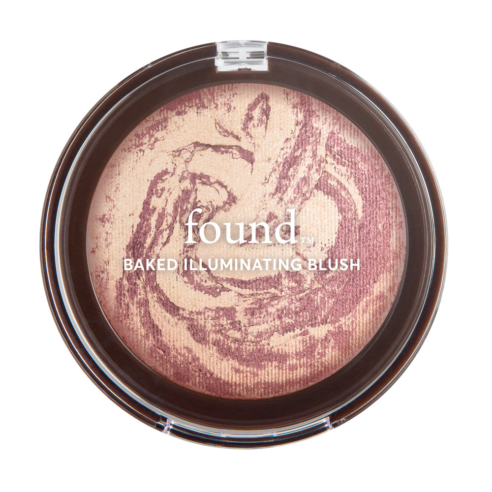 BAKED ILLUMINATING BLUSH, ROSE GLOW