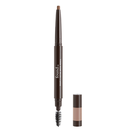 SHAPE & DEFINE BROW PENCIL, UNIVERSAL TAUPE