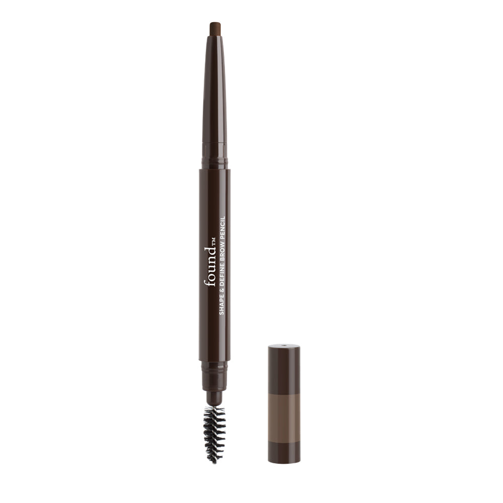 SHAPE & DEFINE BROW PENCIL, DARK BROWN