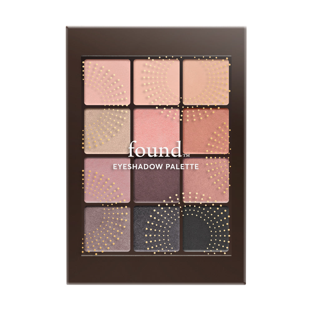 12 PIECE EYESHADOW PALETTE, BLUSH