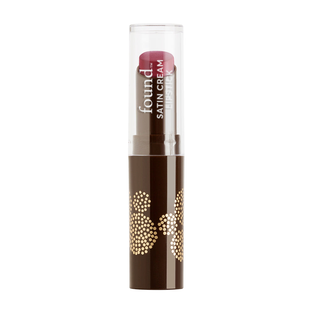 SATIN CREAM LIPSTICK, POMEGRANATE