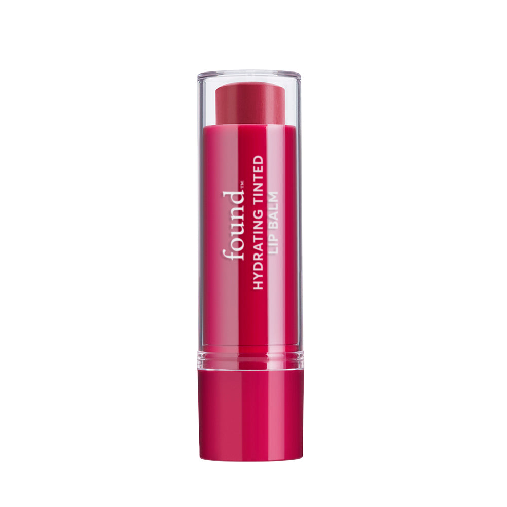 HYDRATING TINTED LIP BALM, POPPY KISS