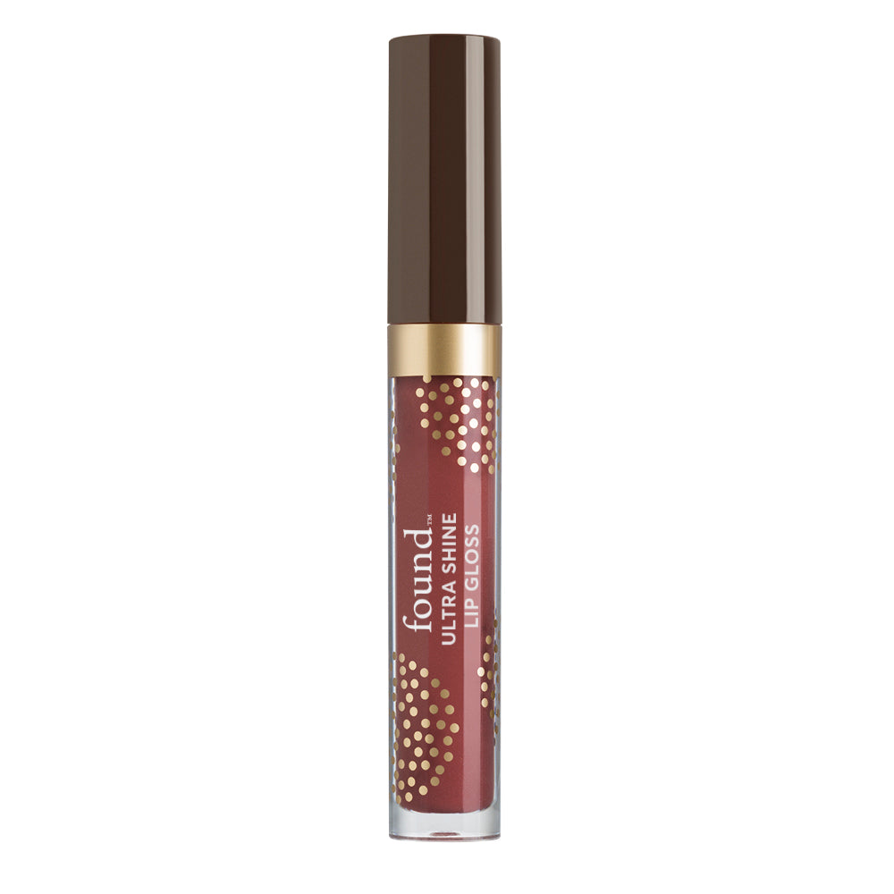 ULTRA SHINE LIP GLOSS, TEA ROSE