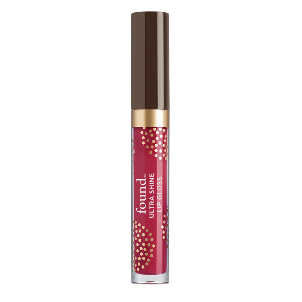 ULTRA SHINE LIP GLOSS, RASPBERRY