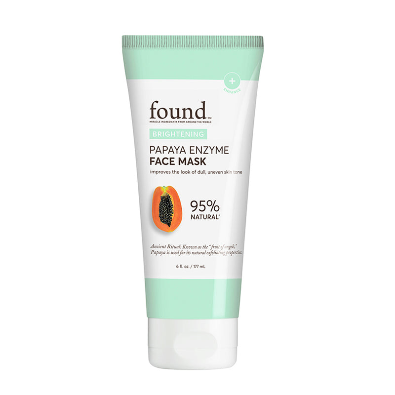 BRIGHTENING PAPAYA ENZYME FACE MASK