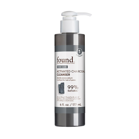 PORE CARE ACTIVATED CHARCOAL CLEANSER