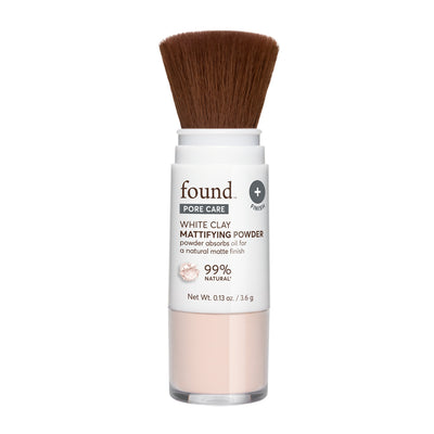 White Clay Mattifying Powder - Default Title