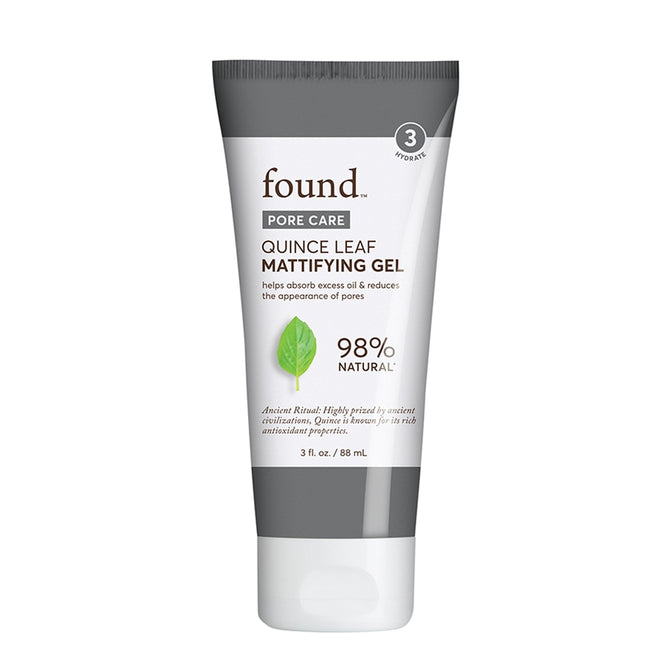 PORE CARE QUINCE LEAF MATTIFYING GEL
