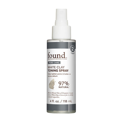 White Clay Toning Spray - Default Title