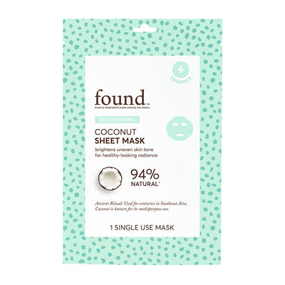 Coconut Sheet Mask - Default Title