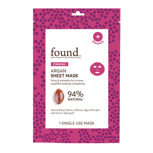 FIRMING ARGAN SHEET MASK