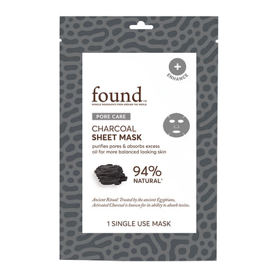 Charcoal Sheet Mask - Default Title