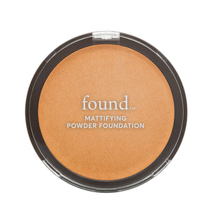 175 Cool Golden-pressed-powder | MATTIFYING POWDER FOUNDATION, COOL GOLDEN