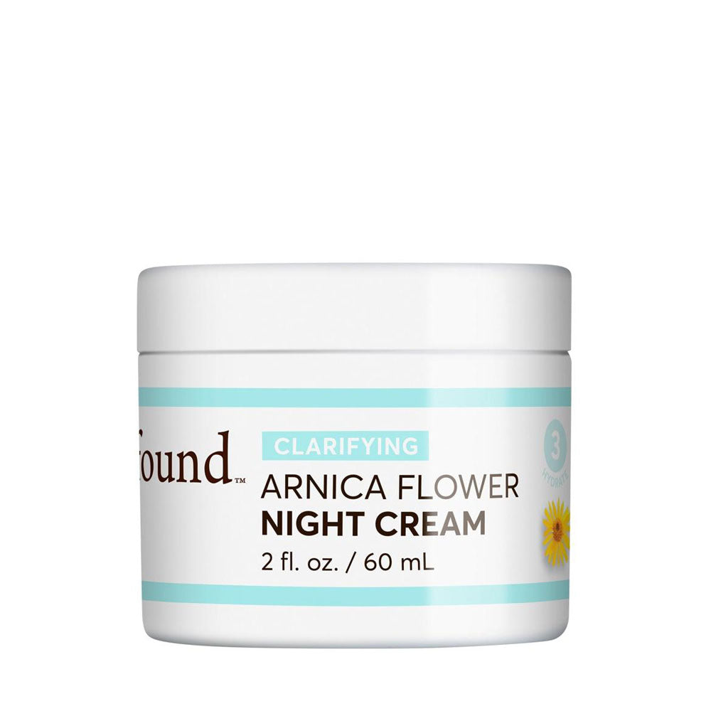 CLARIFYING ARNICA FLOWER NIGHT CREAM