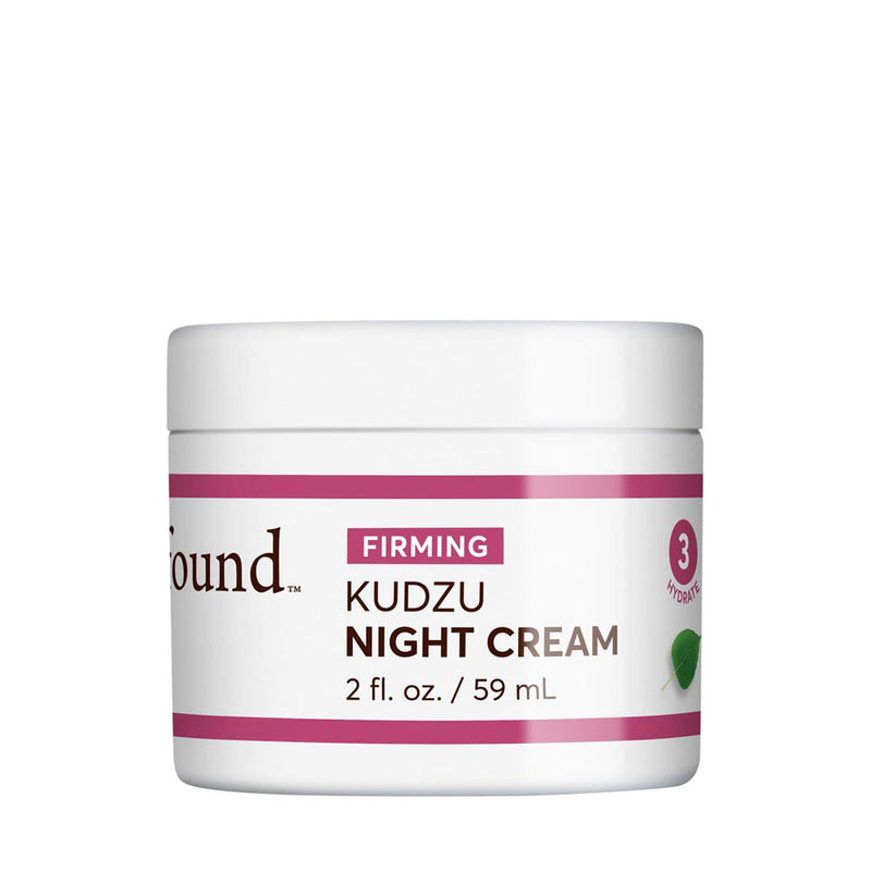 Discover Found | KUDZU NIGHT CREAM