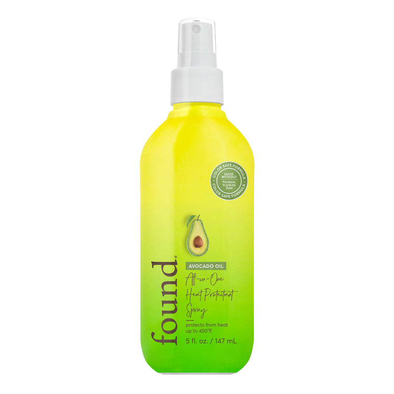 AVOCADO OIL HEAT PROTECTANT SPRAY