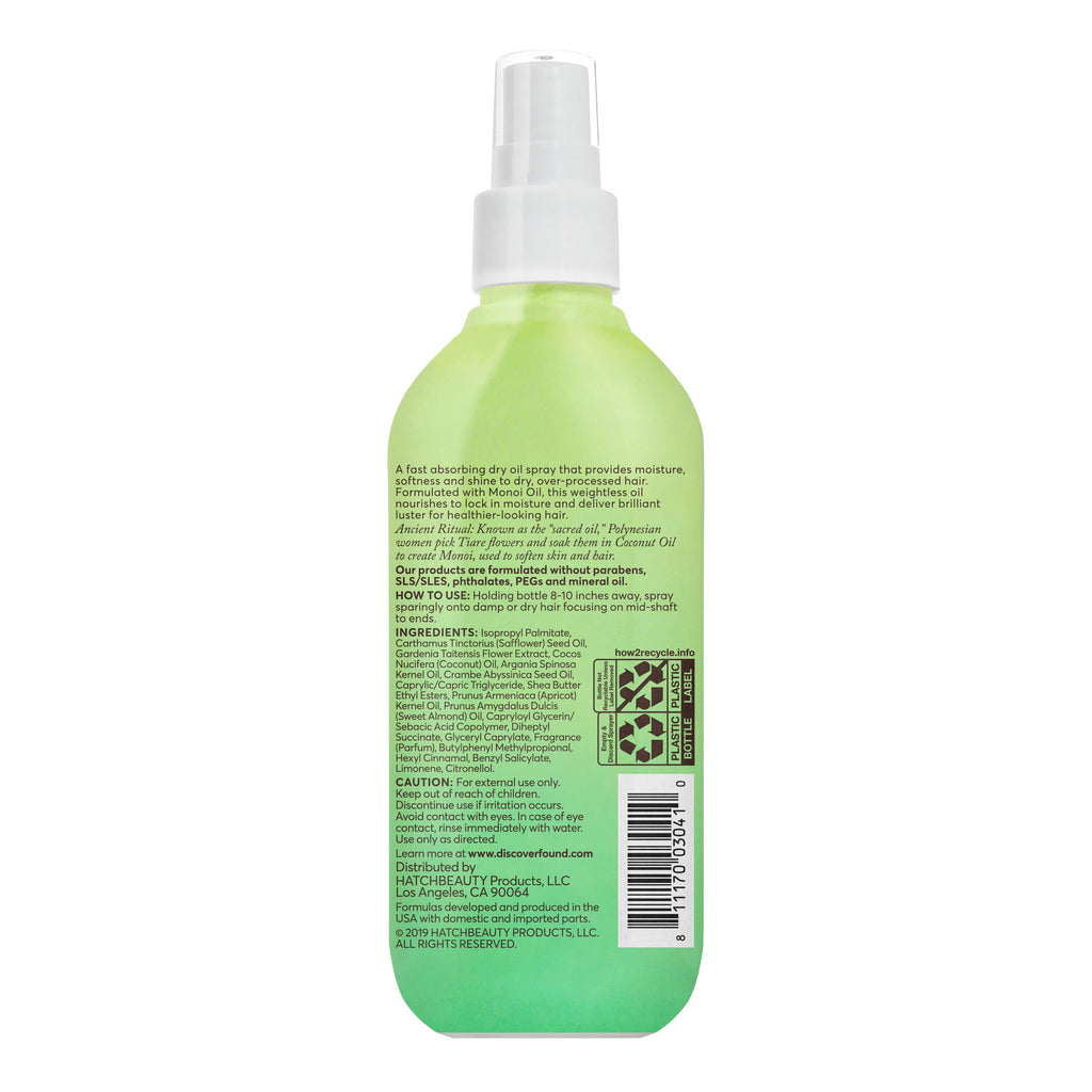 MONOI OIL DRY OIL SPRAY