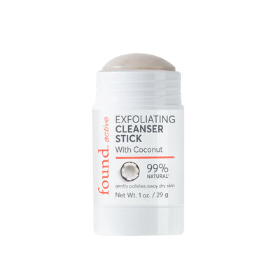 Active Exfoliating Cleansing Stick with Coconut - Default Title